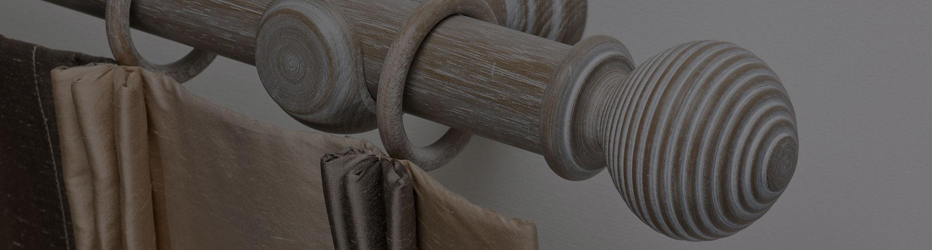 Curtain Poles, Tracks & Trims